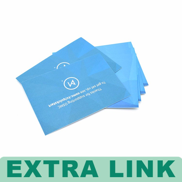 Business Card Product Type Letterpress/embossing Color Edge Paper ...