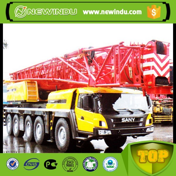 Sany SAC1000 100 ton All Terrain Crane Price For Sale