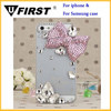Handphone case&hand made mobile phone case& plain mobile phone cases
