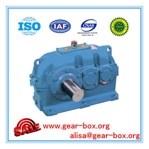 ZLY series of tapered cylindrical gear reducer