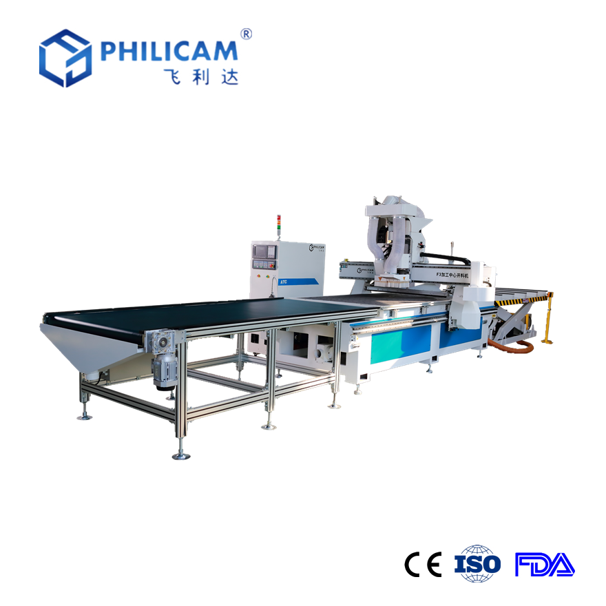China Professional Wooden Furniture Making Machine Manufacturer
