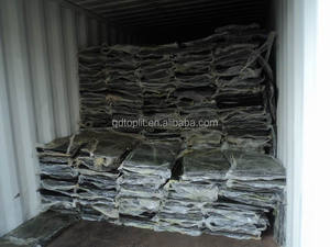 Competitive Price Odorless Reclaimed Rubber / Tire Recycled Rubber (no any metal impurity )