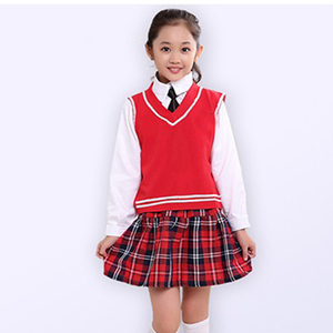 Custom uniforms for primary and secondary school students