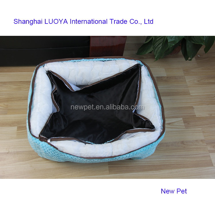 Factory supply new products detachable fully soft dog bed pets pad pet dog beds