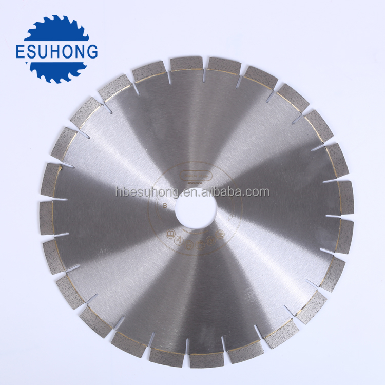 B 300mm 350mm 400mm Diamond Saw Blade ประสิทธิภาพสูง scroll saw blade