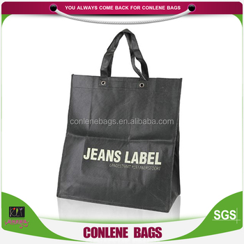 China Wholesale Market Non Woven T Shirt Bag Buy Non