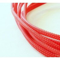 LS expandable braided cable sleeve for electric cable protect