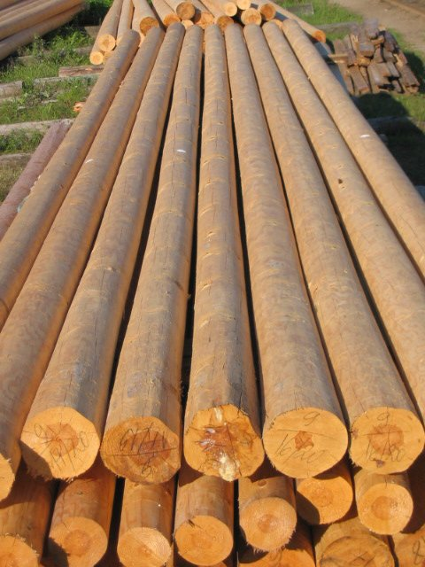 7m Light Wooden Poles - Buy Wooden Poles Product on Alibaba com
