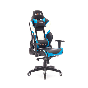 Backrest adjustable akracing computer ergonomic office racing gaming chair