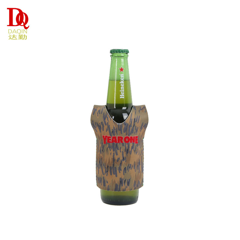 Funktionale Taschen 2 Designs Custom Bier Kühler Picknick Tasche Mit Boden Stubby Inhaber Hochzeit Mit Logo Druck Bier Flasche Cooles Cover Kühltaschen