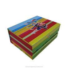 full color printing cardboard toy gift box