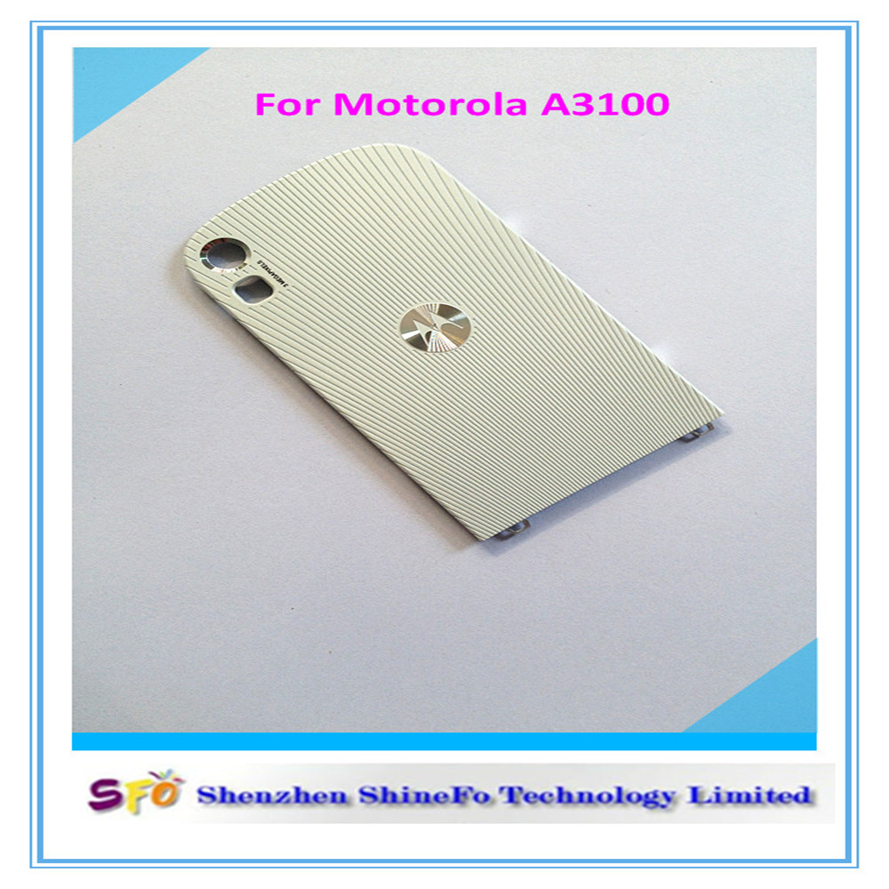 Spare Parts For Motorola A3100 Battery Cover