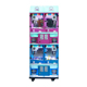 hot sale baby mini token coin crane game machine kit clip candy claw machine