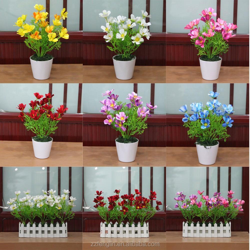 Plastic Artificial Flower Wholesale Plastic Artificial Suppliers
