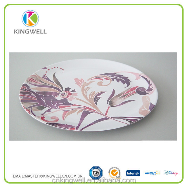 Special Design Widely Used Discount Melamine Dinner Charger Plates Definition