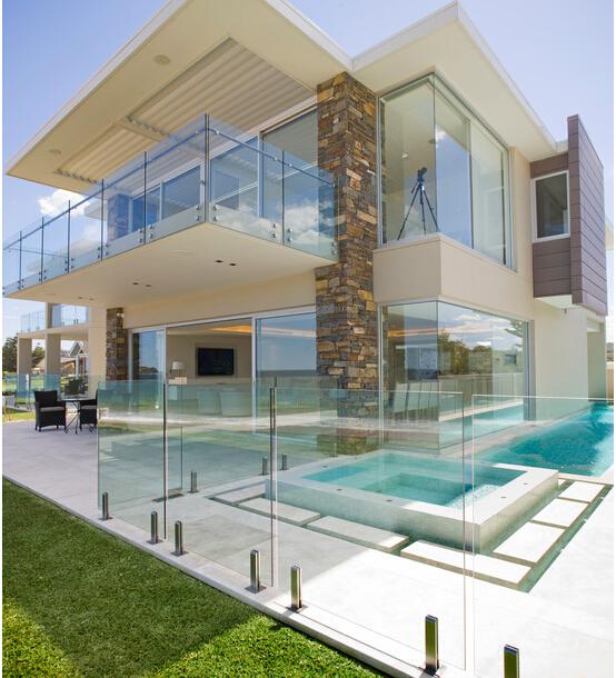 Frameless Tempered Glass Terrace Railing Designs - Buy Terrace Railing  Designs,Tempered Glass Deck Railing,Frameless Glass Railing Product on  Alibaba.com