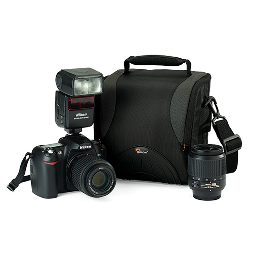 Lowepro Apex 140AW AP140 shoulder camera bag SLR camera bag D7100 7D