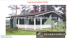 2013 small new era style cottage log cabin frame