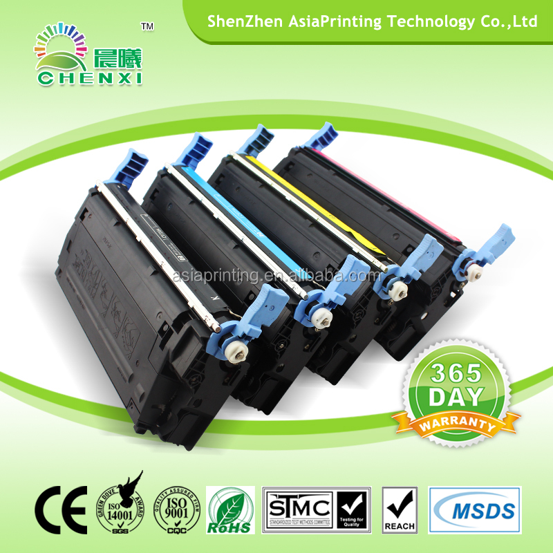 Factory directly supply Color Toner cartridges for HP 4600 C9720A C9721A C9722A C9723A