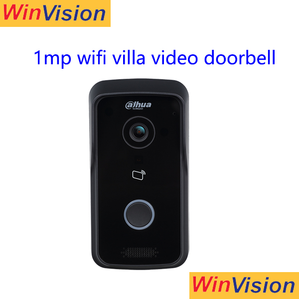 Dahua Monitor wifi intercom System ip sip Video Door Phone For Apartment VTO2111D