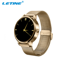 Smart bluetooth watch phone v360 stainless wristwatch phone Smartwatch for iPhone6 Samsung Android watch phone