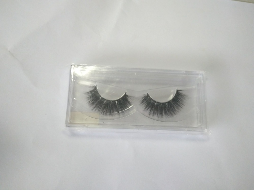 Top Quality Natural Looking 3D Mink Lashes Private Label eyelash wholesale