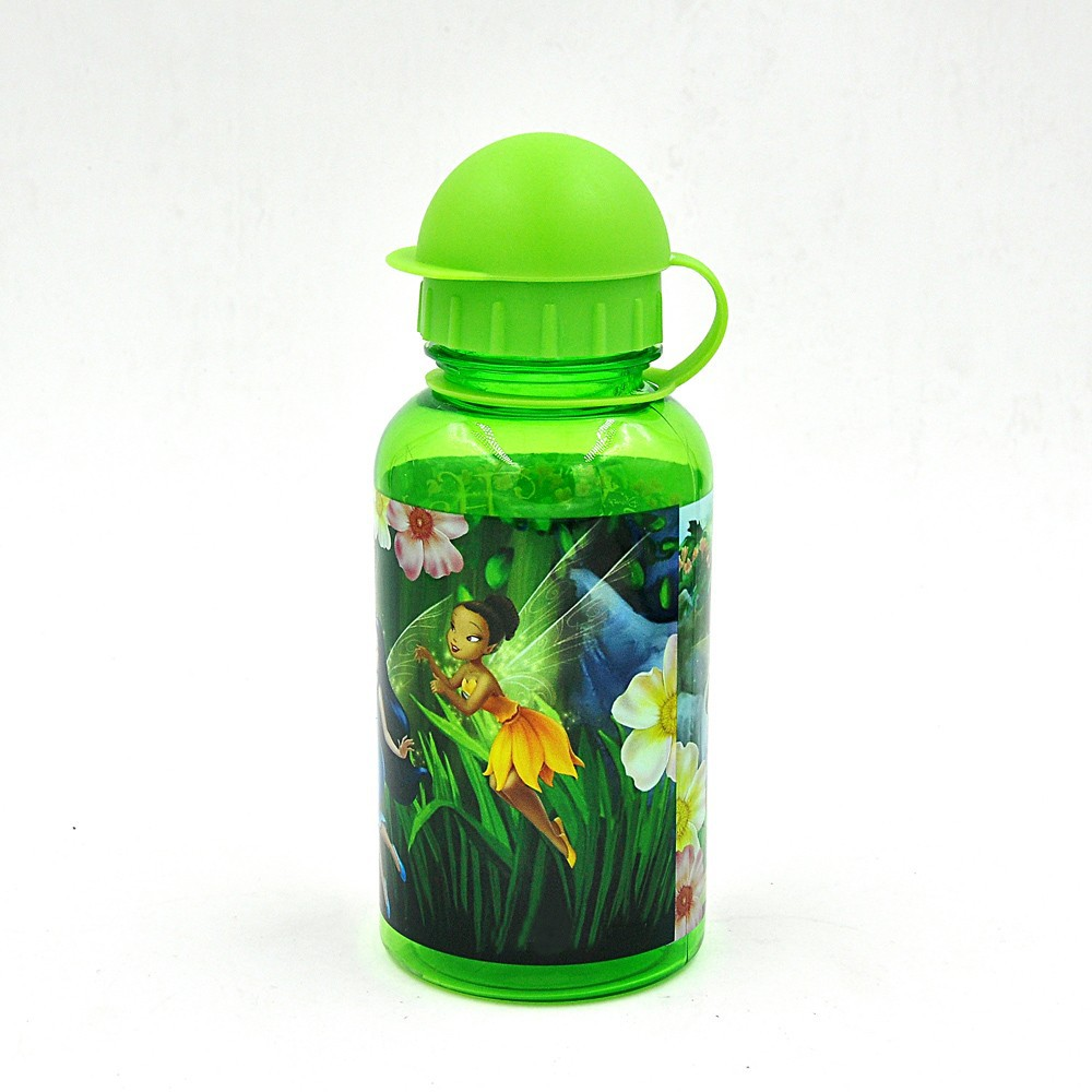 Plastic Water Bottles Children Cup With Drinking Sipper 300ml 400ml Kettle Jug