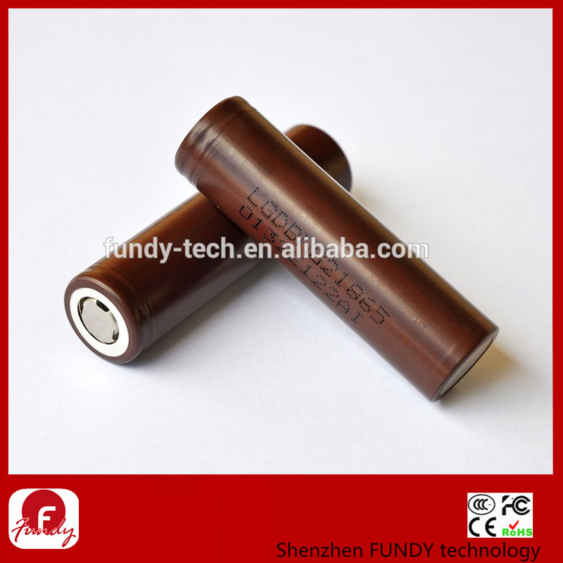Lithium ion Battery Cell 3000mAh lg battery 3.7 v