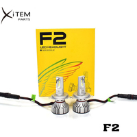 F2 LED headlight led h7 canbus h11 led headlight kit 36W high power