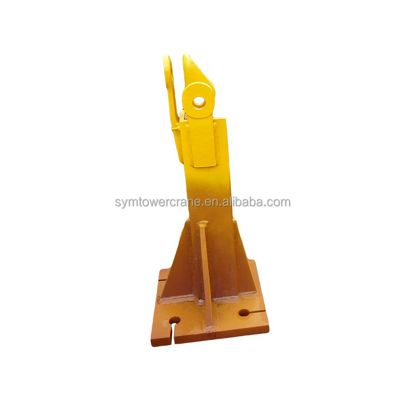 Hot Sale Tower Crane Fixing Angle Stationary Feet For Crane Tower With Low Price On Sale in Dubai Qatar