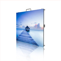 Factory Hot Selling modules size 240x240mm P1.875 full color indoor led display module for TV stage video wall