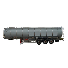 stainless steel  Tanker Semi Trailer