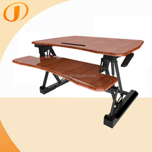 cheap sit stand desk Adjustable Height table Sit Standing Office desk Sit LD07