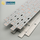 High quality single sided aluminum led pcb for T8 T10 LED tube light pcb UL 94v0