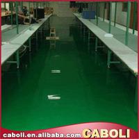 Waterproof outdoor floor covering epoxy floor piant with anti static epoxy floor coating