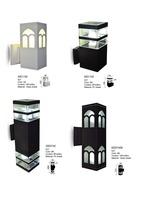 light weight prefab interior wall panel recessed indoor outdoor lighting fixtures wall mounted 3202742B