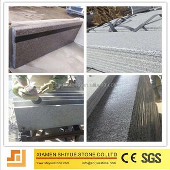 Natural Stone Stair Treads/granite Stair Step/granite Exterior ...