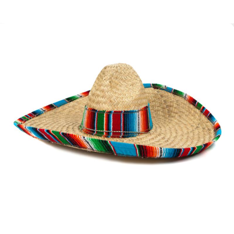 becef10267194 Venta Al Por Mayor Barato Para Hombre De Paja Sombreros Mexicanos ...