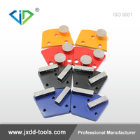 high quality different type segments diamond polishing pads for concrete