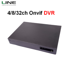 4HDD CMS API Software 32ch Onvif Ahd Security IP Camera Linux H264 Dvr Admin Password Reset Net Network Digital Video Recorder