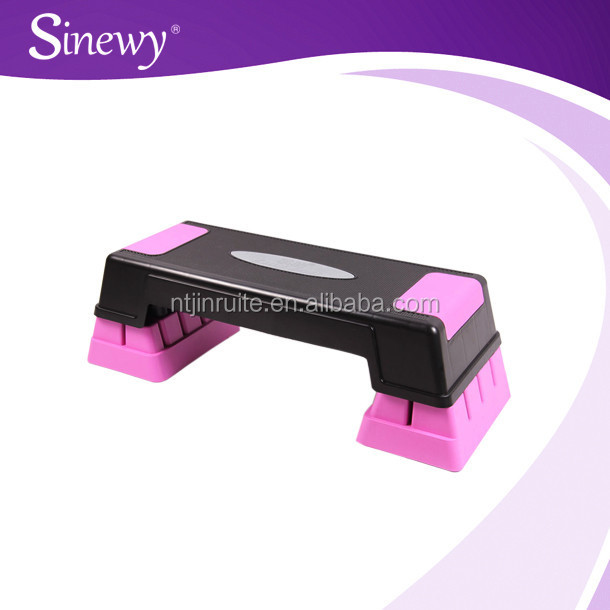 Professional Gymnastic athletics fitness Boarding gym aerobic stepper