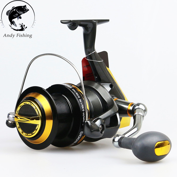 Super 13BB TF8000-9000 reel 4.7: 1 quality big game Reel Sea fishing saltwater fish Metal wheels+ Spool
