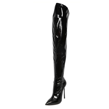 Topic Hot women in leather boots having sex