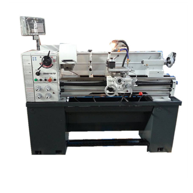 metal lathe machine with DRO