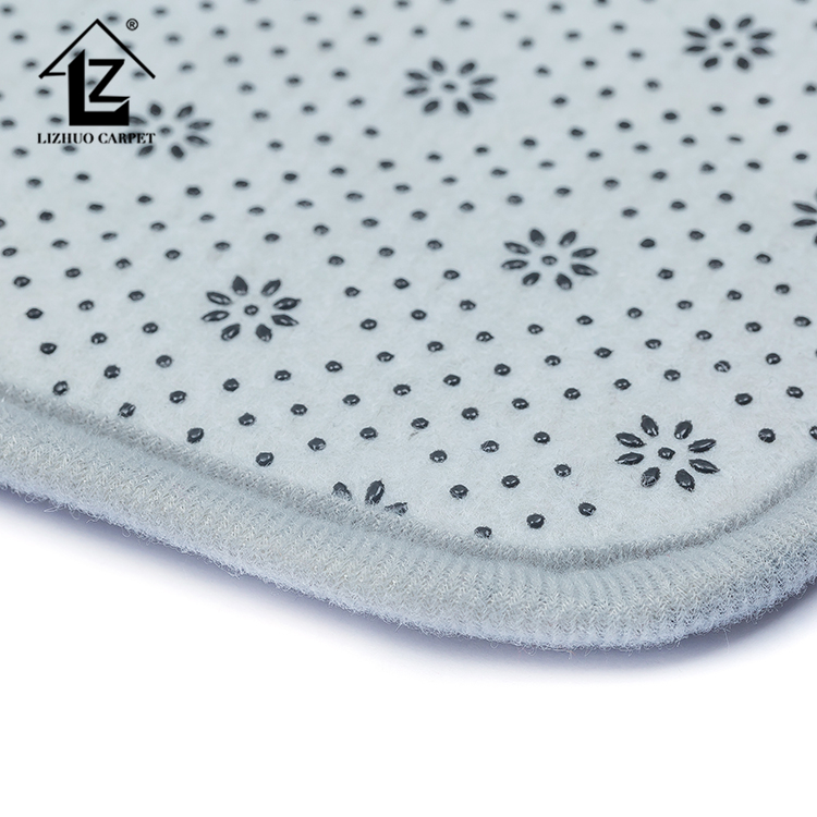 Badkamer Mat Sets Groothandel Wc 3 Stuk Custom Print Floor Mat Set ...