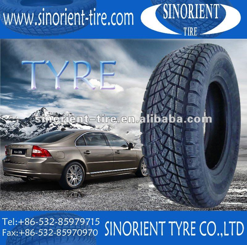 snow and ice tyre P235/45R20