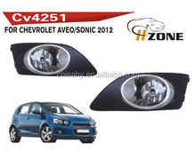 FOG LAMP FOR AVEO / SONIC 2012