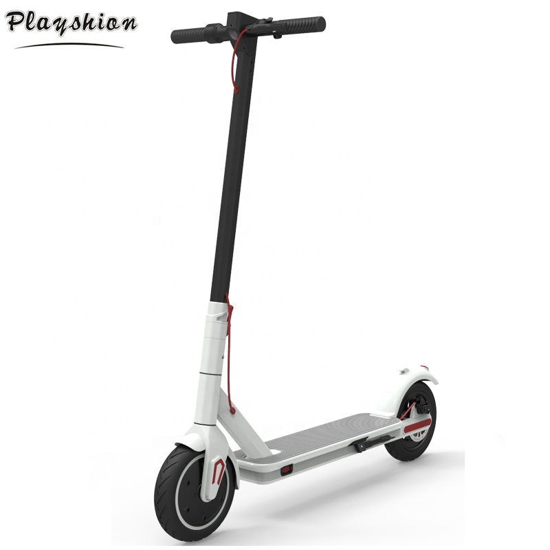 Cheap 300W foldable dual motor elektro e sharing scooter mobility electro electric scooter elektrik scooter adult