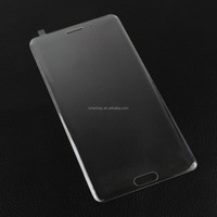 3D tempered glass for Samsung Note7 Transparent full cover screen protector