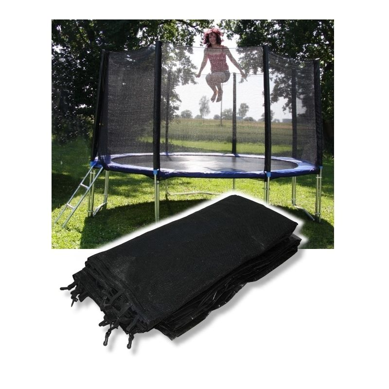 Trampoline Parts Replacement: Replacement Spare Parts Trampoline Safety Net Only Safety
